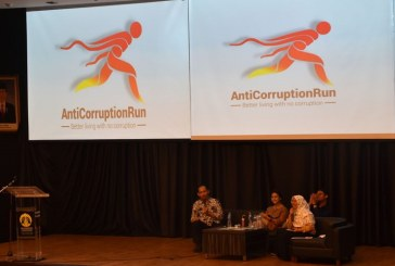 Talkshow Anti Corruption Run !