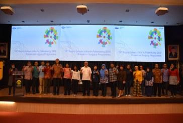 Sosialisasi Broadcast Legacy Programme 18th Asian Games Jakarta Palembang 2018