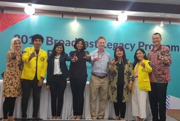 Partisipasi Vokasi UI dalam Program Broadcast Legacy Asian Games 2018