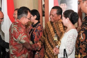 Rektor Lantik Direktur dan Wakil Direktur Pendidikan Vokasi Universitas Indonesia