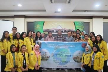Catatan Perjalanan Field Study Program Studi Pariwisata Ke Semarang-Yogyakarta