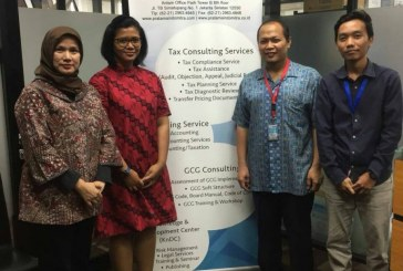 Kunjungan Supervisi Magang Mahasiswa Angkatan 2015