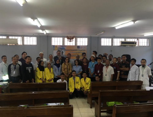 Siapkan Daya Saing SDM, Vokasi UI Latih Soft Skill Warga Rutan Cipinang