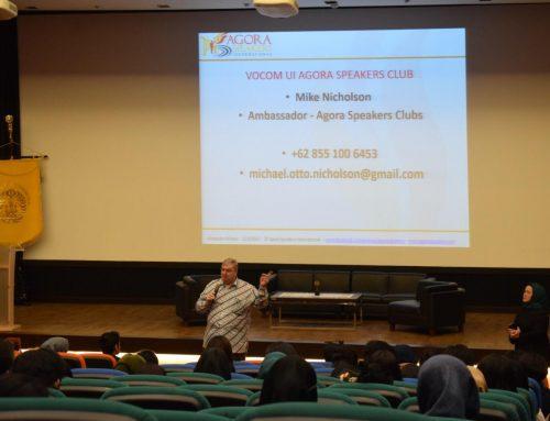 Klub Public Speaking Gratis Pertama di Kampus se-Indonesia