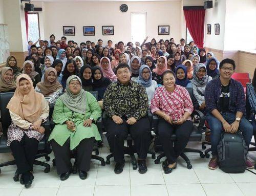 Pembekalan Tekhnis Praktikum Ukm Bagi Angkatan 2017
