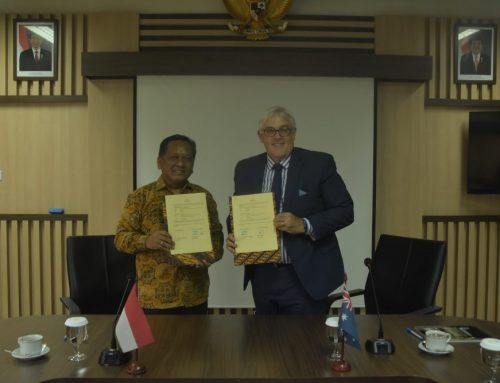 VOKASI UI Collaborates with CQ University Australia in Academic Cooperation
