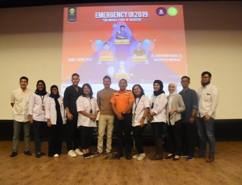 Emergency UI 2019: Untold Story of Disaster