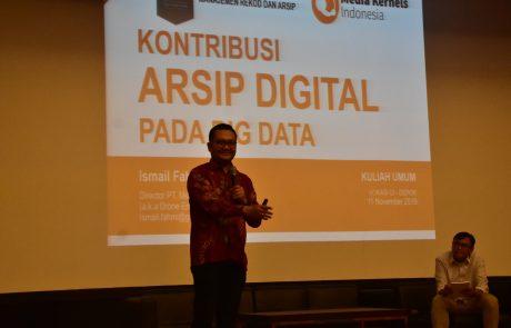 Kontribusi Arsip Digital pada Big Data